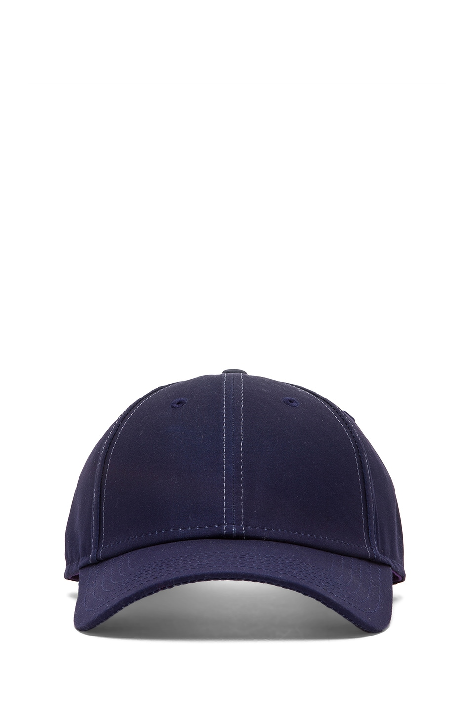 Gents Co. Hola Ombre Cap in Navy Grey