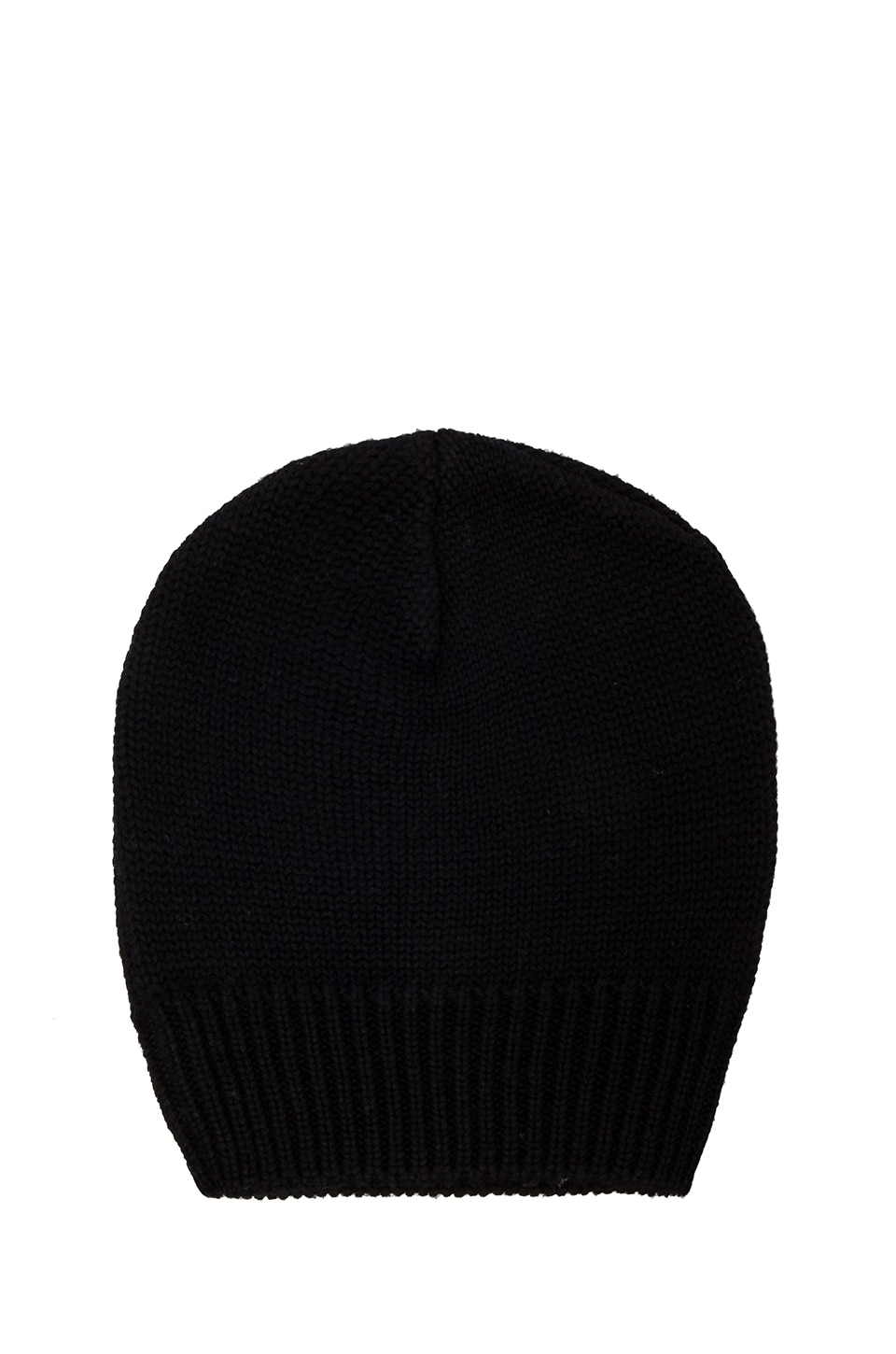 Gents Co. Beanie in Black