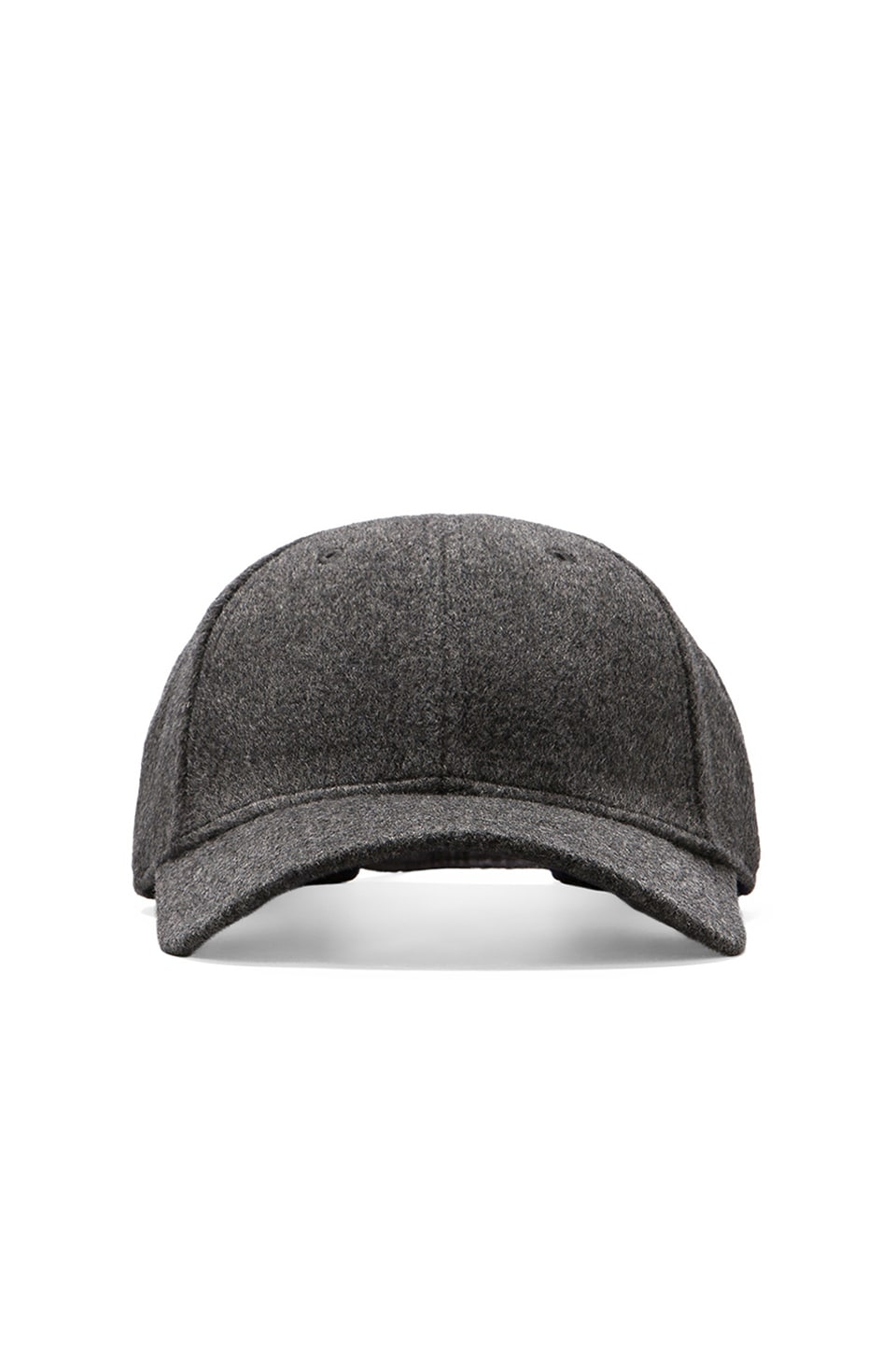 Gents Co. Luxe Cashmere Blend Cap in Grey