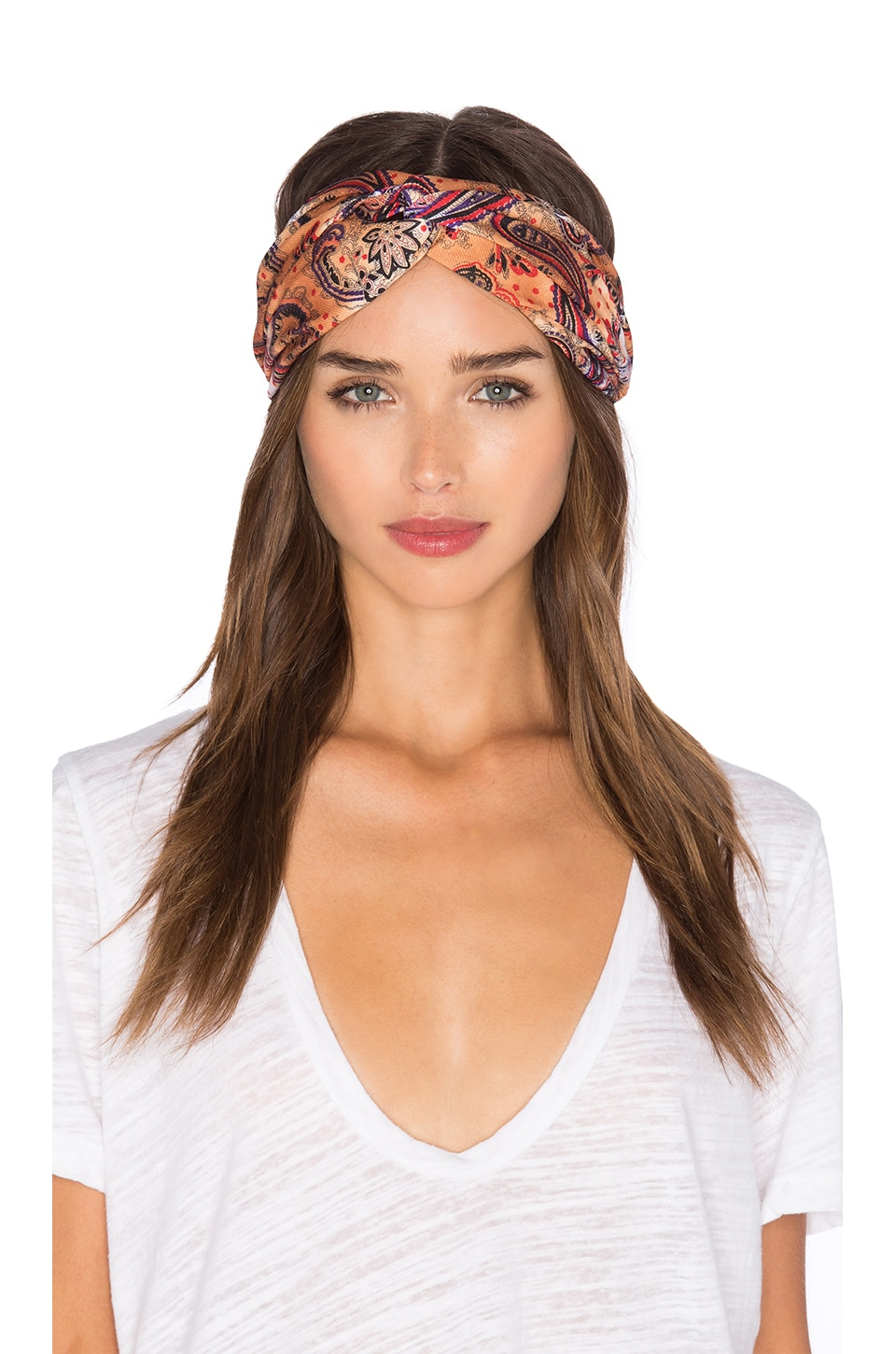 Penny Headband at Revolve Clothing
