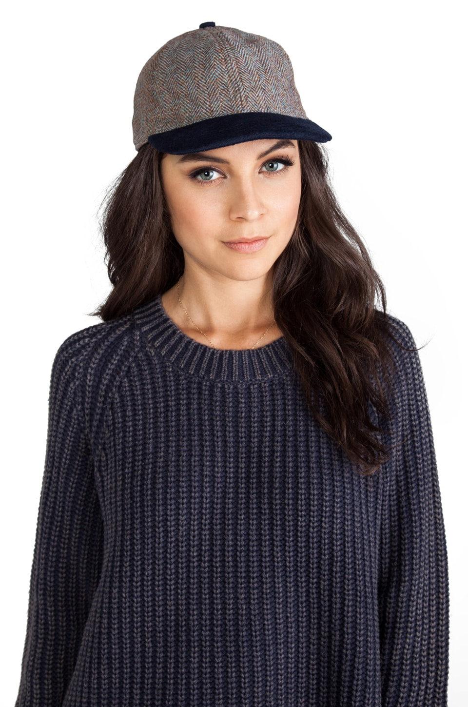 Genie by Eugenia Kim Corey Hat in Blue