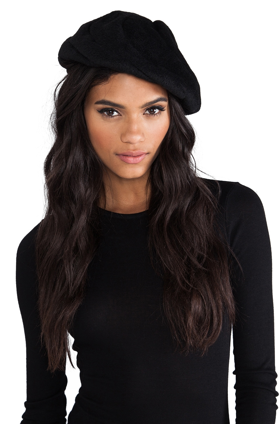 Genie by Eugenia Kim Emily Hat in Black
