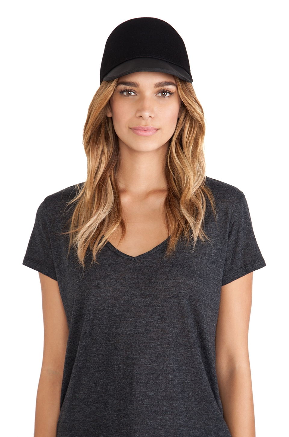 Genie by Eugenia Kim Alex Hat in Black