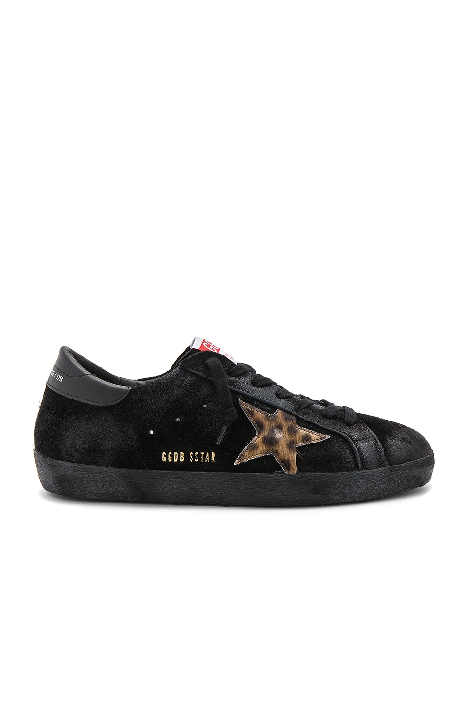 Cow Hair Superstar by Golden Goose