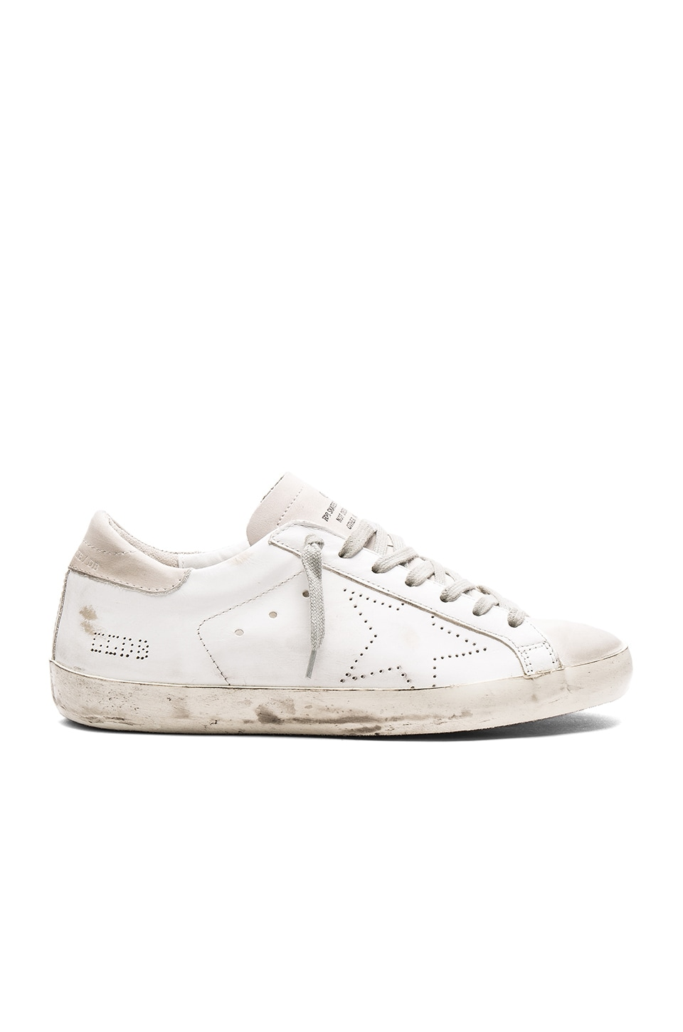 Photo of Superstar Sneakers by Golden Goose men clothes