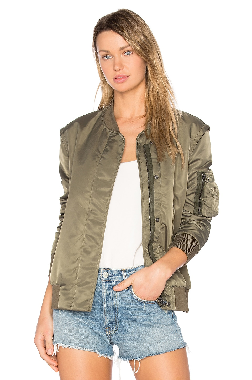 Sunset Bomber Jacket by Golden Goose