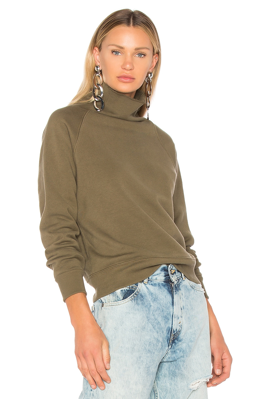 Tonia High Neck Sweatshirt