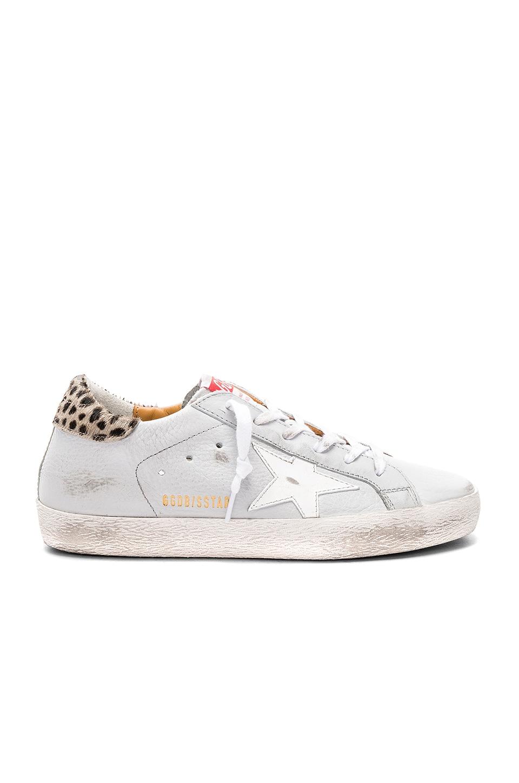 Superstar Cow Fur Sneaker by Golden Goose
