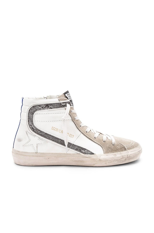 Slide Sneaker by Golden Goose