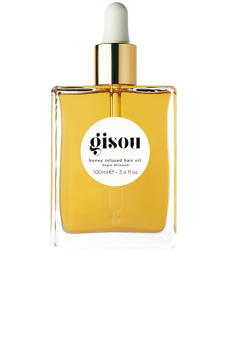 Gisou By Negin Mirsalehi ACEITE PARA CABELLO HONEY INFUSED