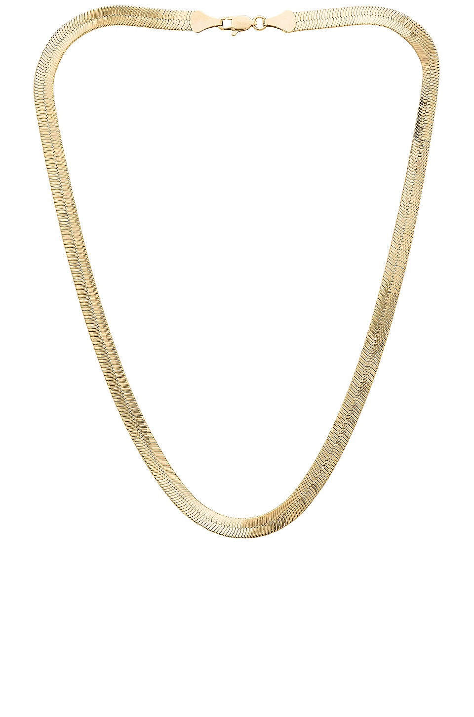 EIGHT by GJENMI JEWELRY Cleo Layering Necklace in Gold