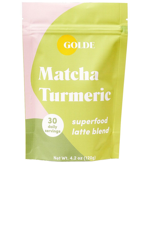 GOLDE Matcha GOLDE Turmeric Tonic Blend