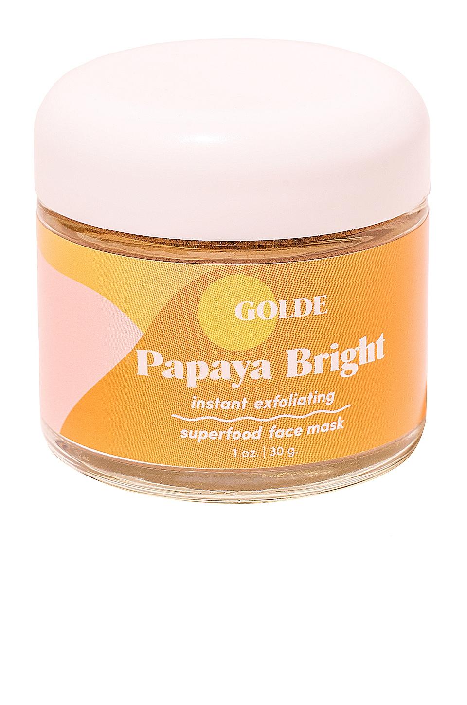 GOLDE Lucuma Bright Superfood Face Mask