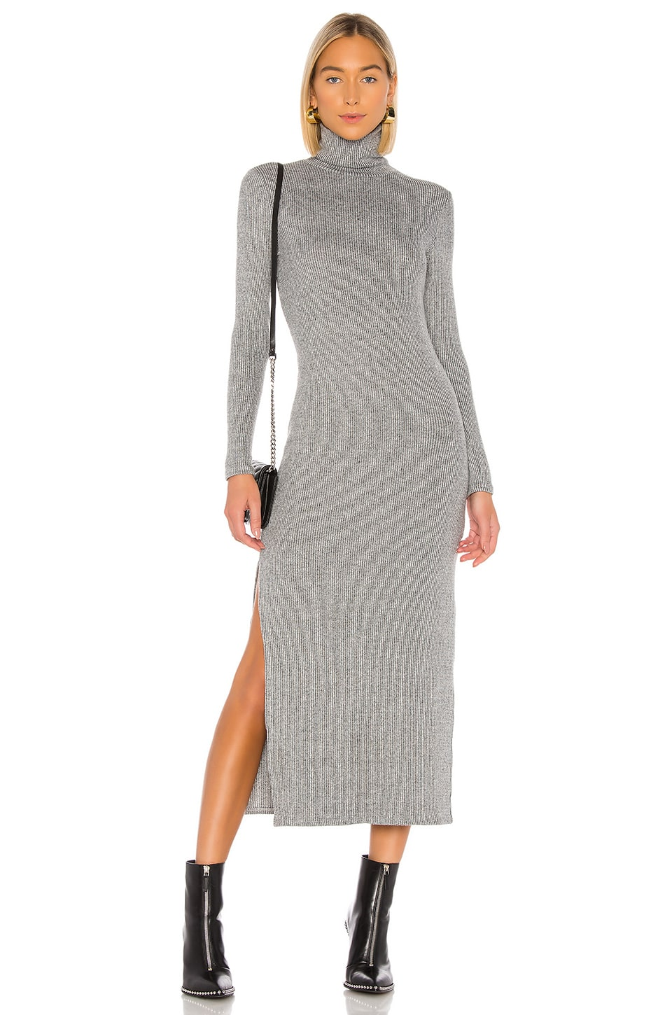 Generation Love Sandra Maxi in Heather Grey