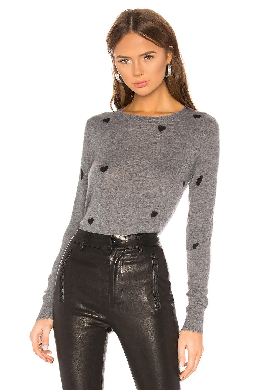 Generation Love Mimi Hearts Cashmere Sweater