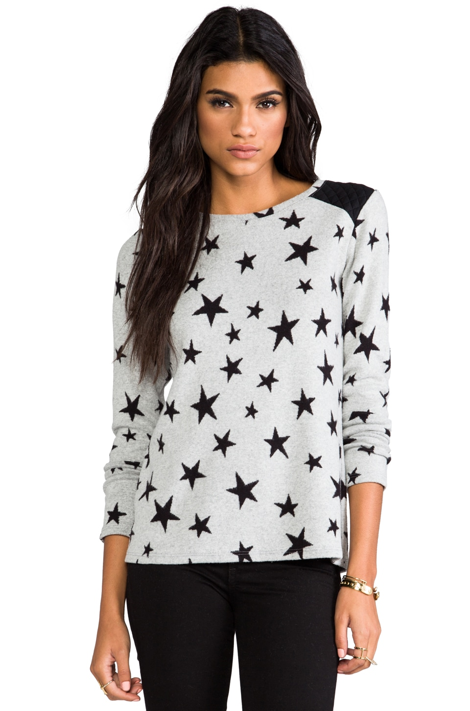 Generation Love Costanza Star Sweater in Star
