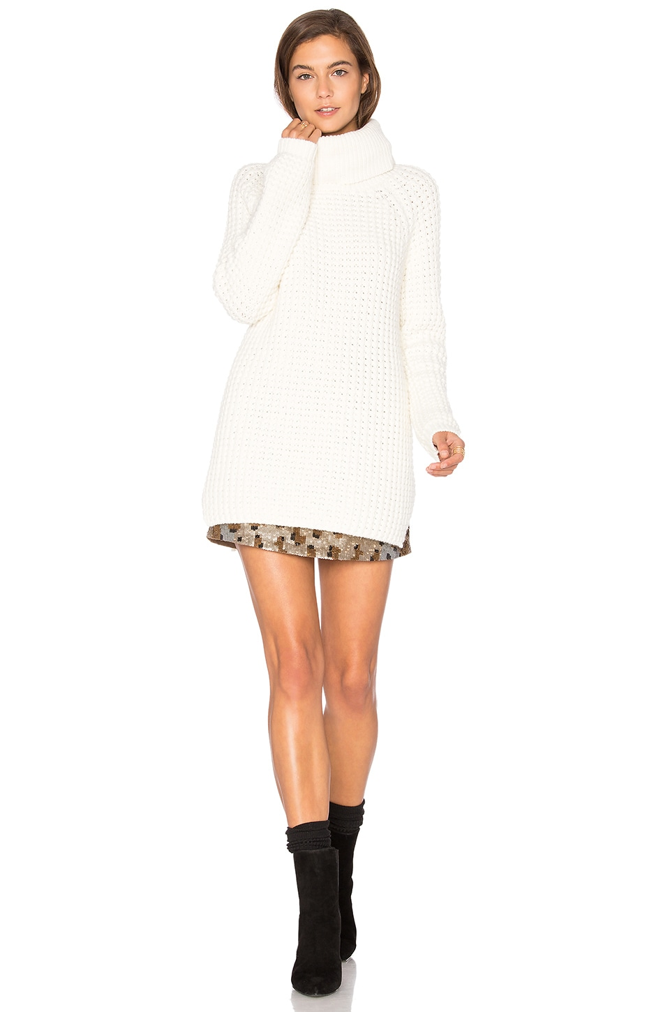 Jerry Waffle Sweater by Generation Love