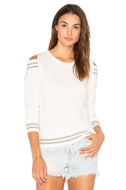 Josephine Rib Sweatshirt by Generation Love