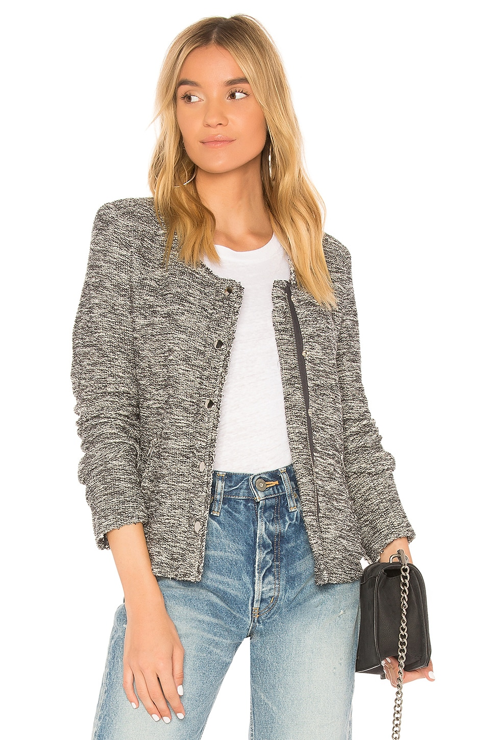 Photo of Sheena Boucle Jacket by Generation Love jacket