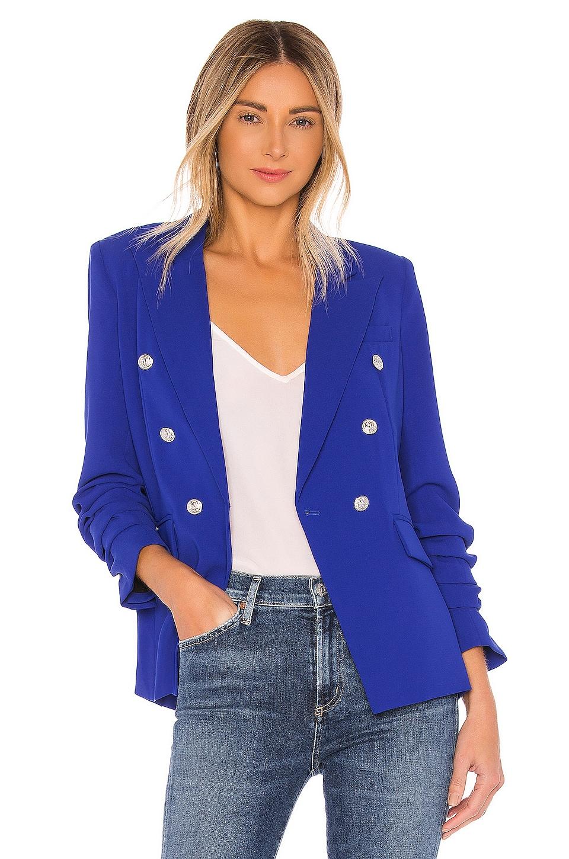 Generation Love Fiona Blazer in Electric Blue