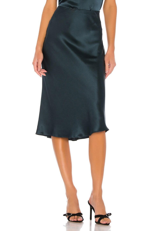 Generation Love Astrid Skirt in Teal