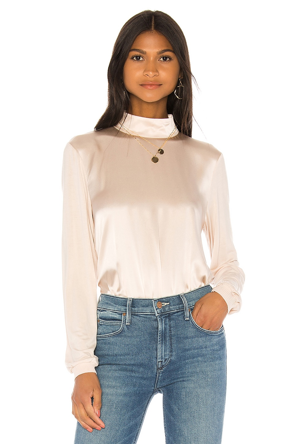 Generation Love Shay Combo Top in Blush