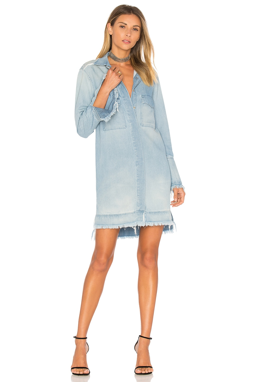The Utility Shirt Dress by GM STUDIO