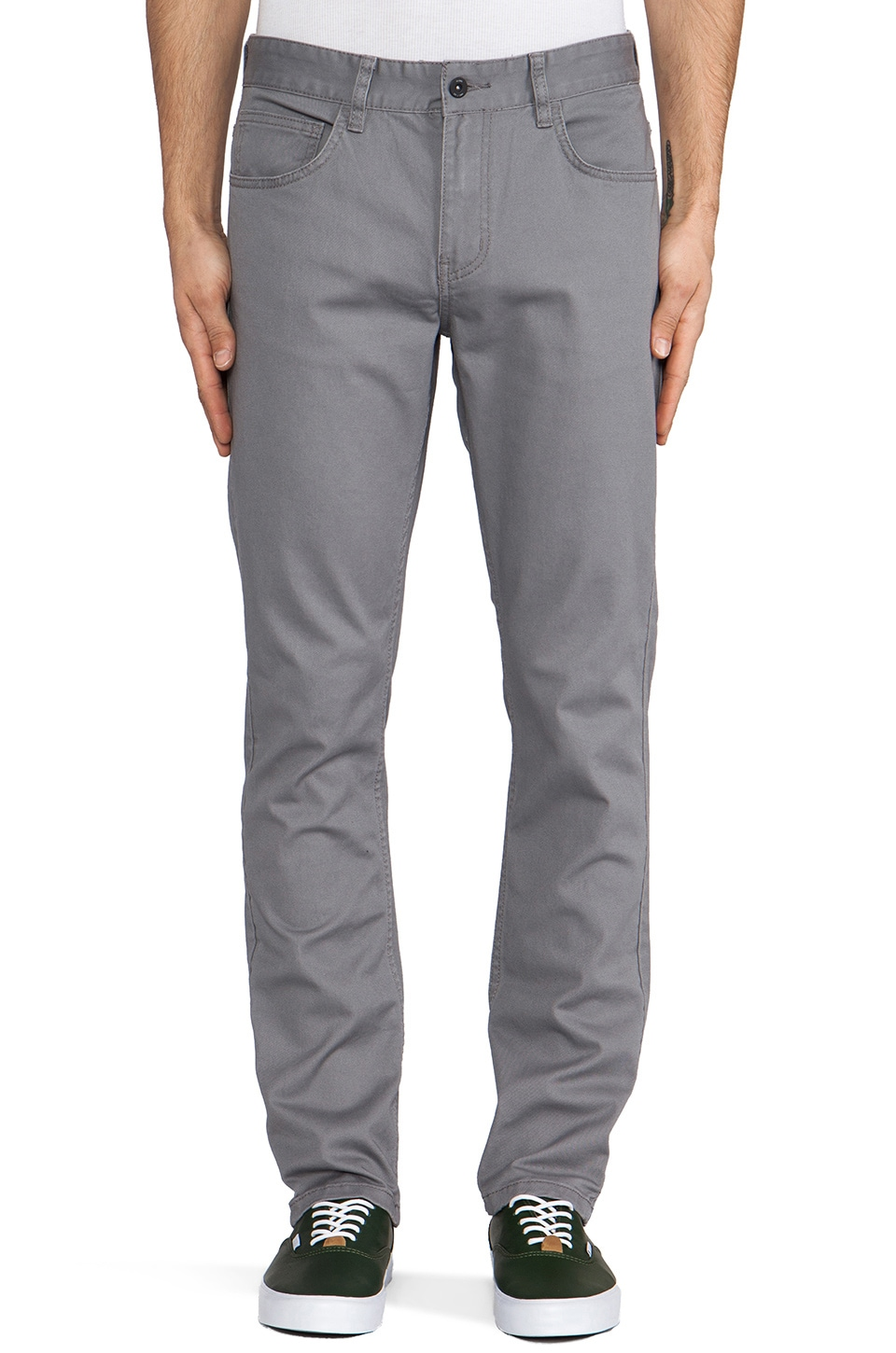 Globe Goodstock Jean in Grey