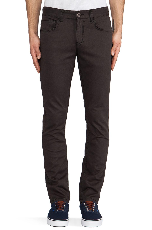 Globe Goodstock Jean in Vintage Black