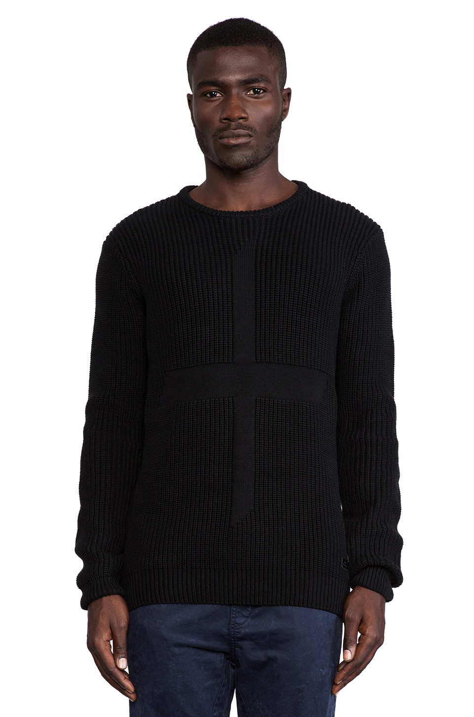 Globe Sidney Sweater in Black