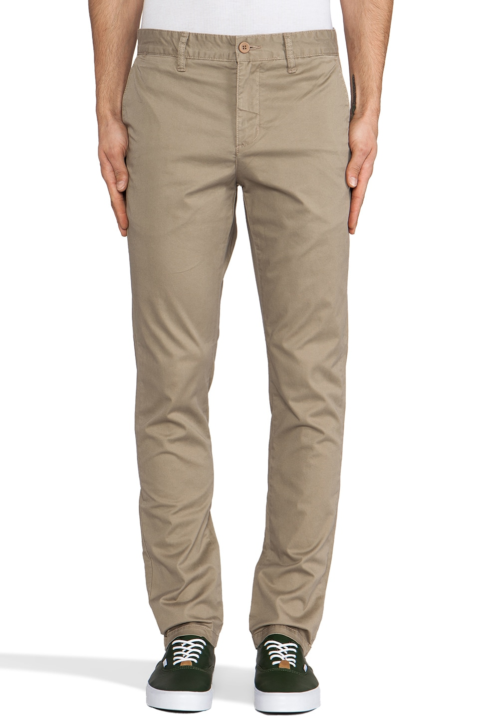 Globe Goodstock Chino in Stone