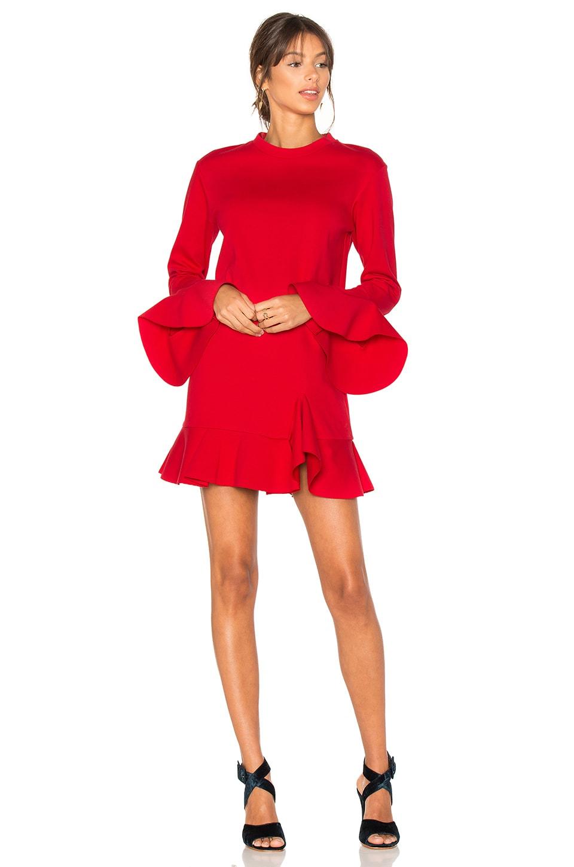 Cotton Jersey Dress by GOEN.J