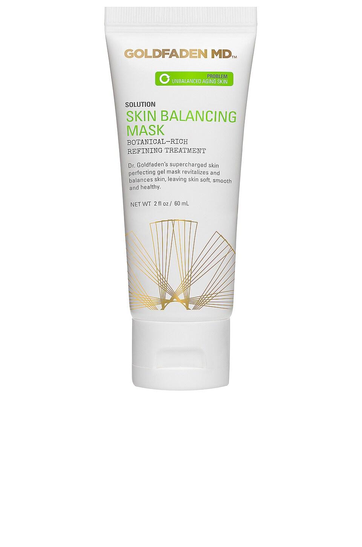 Goldfaden MD Skin Balancing Mask Botanical-Rich Refining Treatment