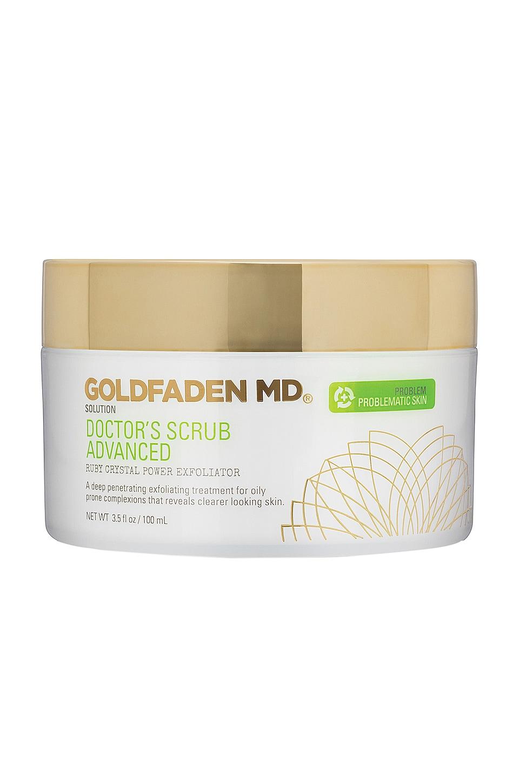 Goldfaden MD Doctor's Advanced Ruby Crystal Power Exfoliator Scrub
