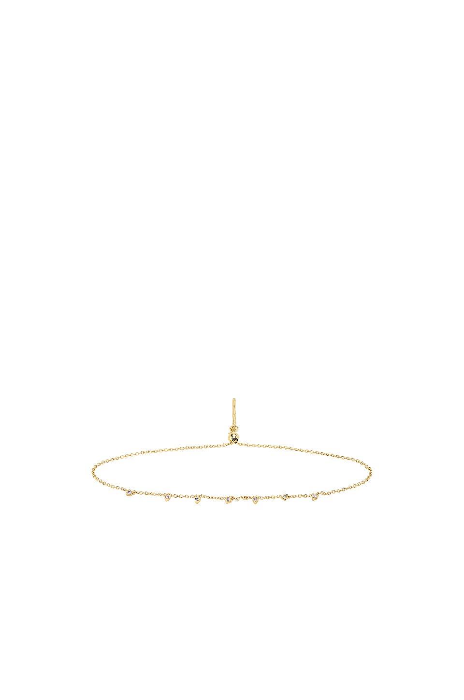 gorjana Cleo Bracelet in White Opalite & Gold