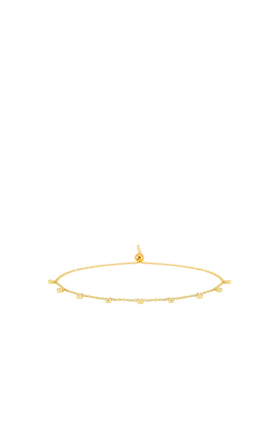 gorjana Chloe Mini Bracelet in Gold