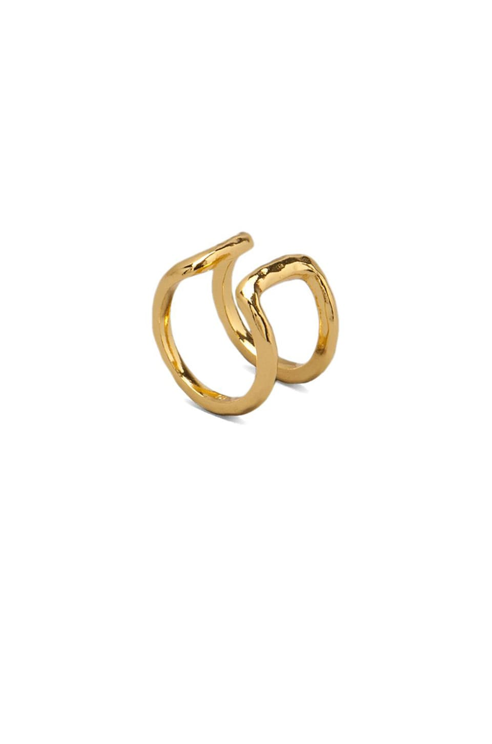 gorjana Teagan Ring in Gold