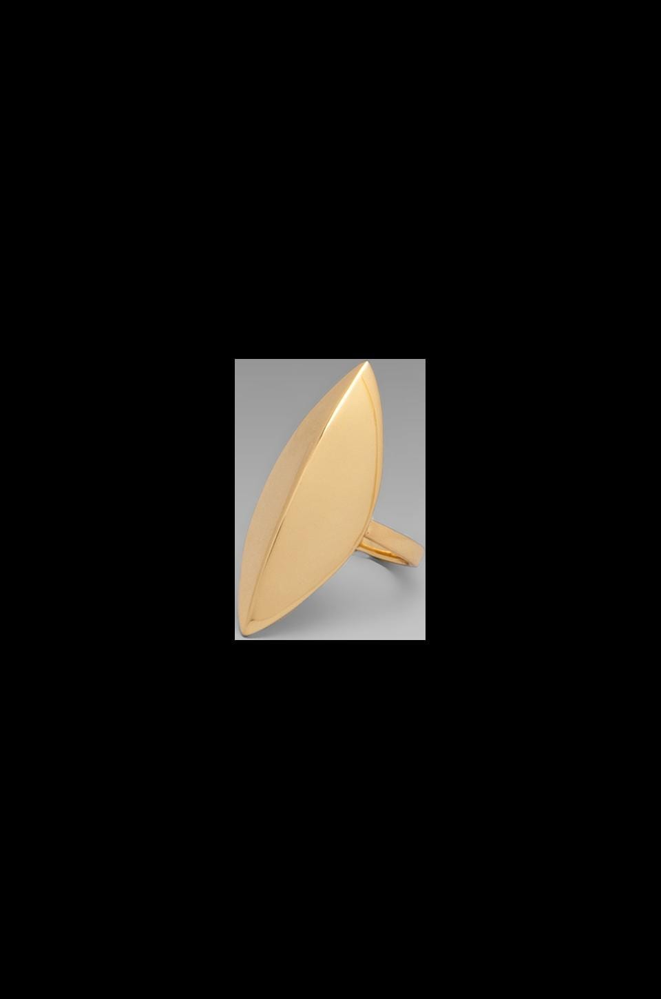 gorjana Cat Eye Ring in Gold