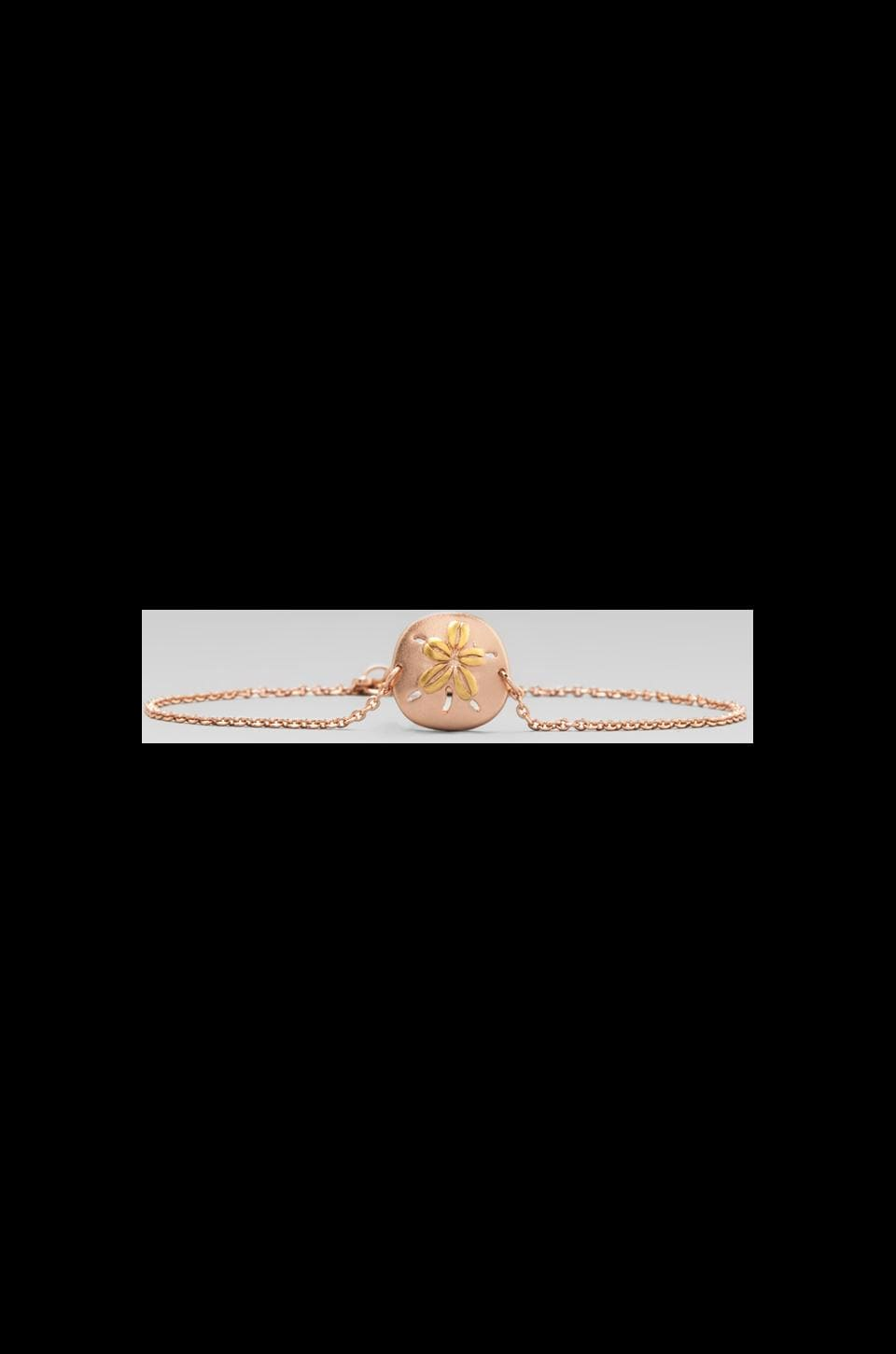 gorjana Sirena Bracelet in Rose Gold
