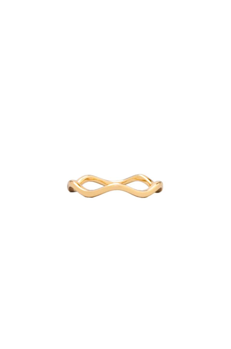 gorjana Marni Midi Ring in Gold