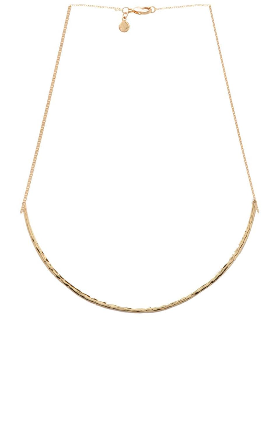 gorjana Taner Collar Necklace in Gold