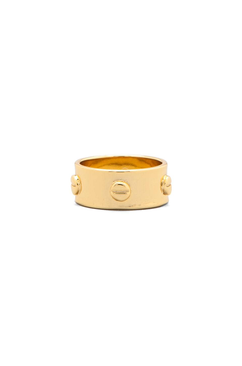 gorjana Chaplin Ring in Gold