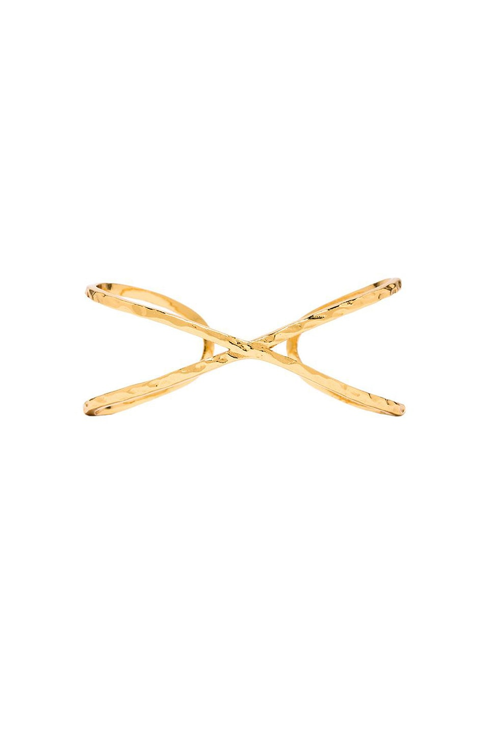 gorjana Elea Cuff in Gold
