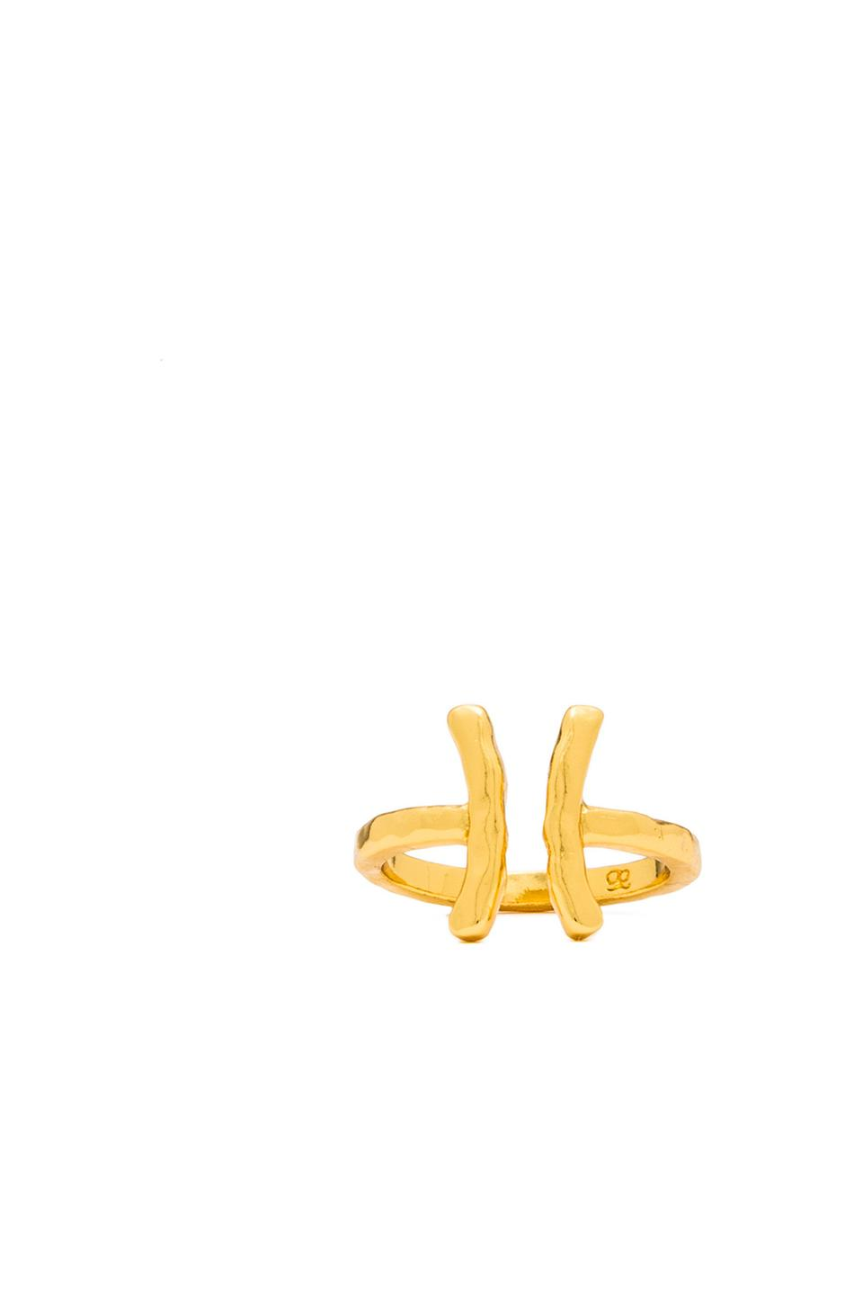 gorjana Paso Ring in Gold