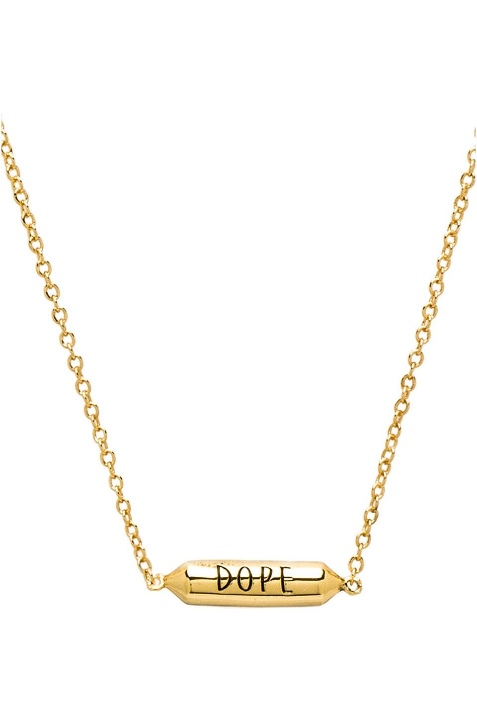 gorjana x REVOLVE Mood Swing Necklace in Gold