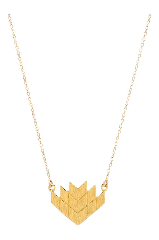 gorjana Lima Necklace in Gold