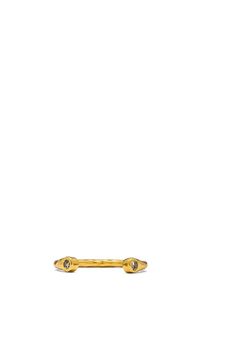 gorjana Nebesa Cuff Ring in Gold