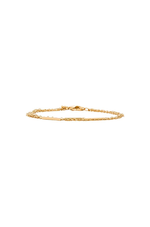gorjana Mave Bracelet in Gold