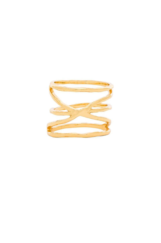 gorjana Isla Ring in Gold