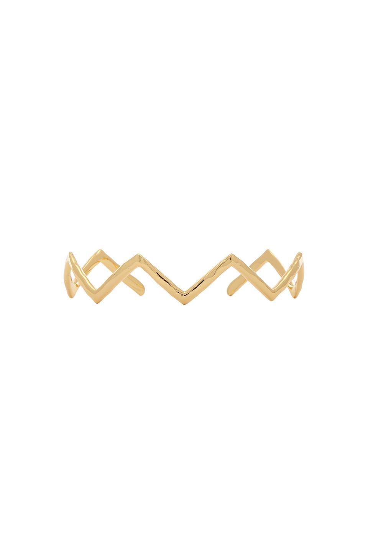 gorjana Vista Cuff in Gold